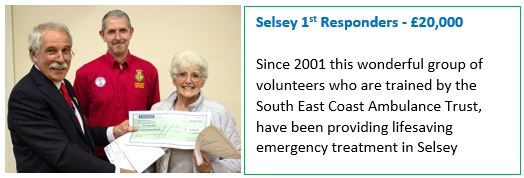Selsey 1st Responders