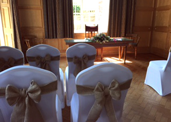 Web Placeholder Chamber for Wedding
