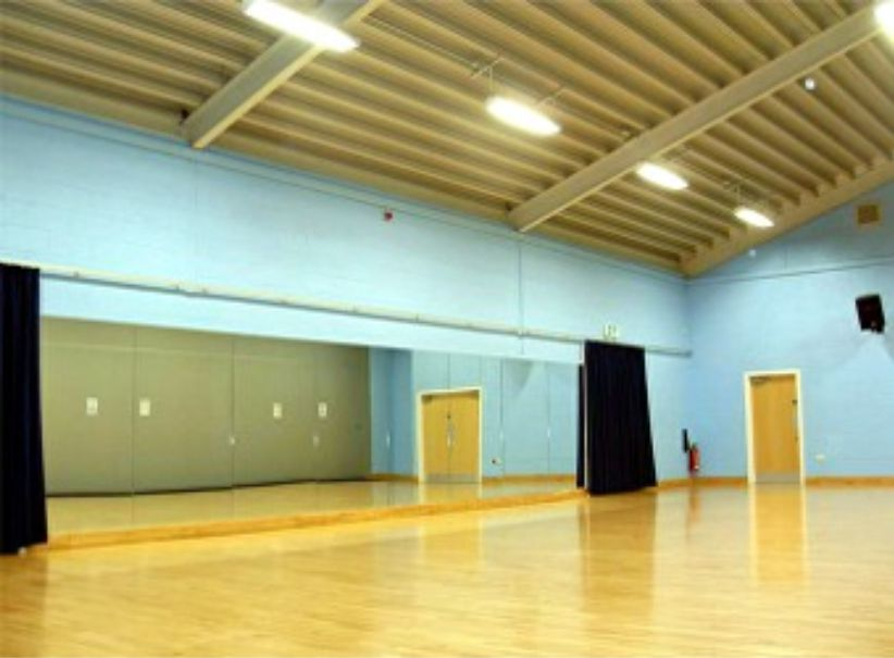 Dance Studio Placeholder